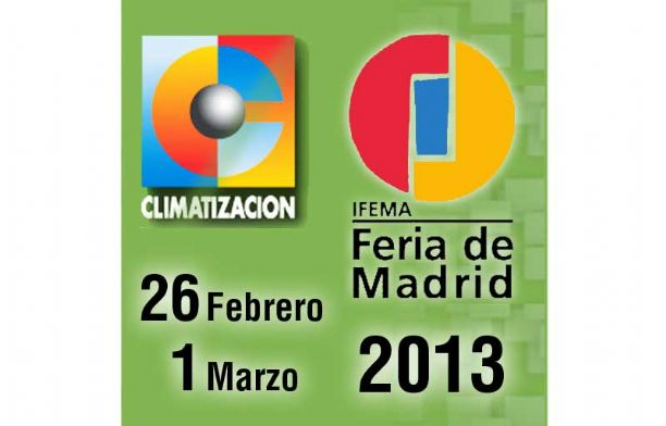 2013.01 Airtècnics will show its last products in the next Climatización 2013 exhibition in Madrid